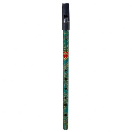 Boho Generation D Whistle Paisley Pattern Green